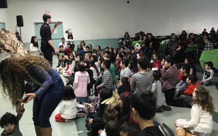 Saturday School Christmas Party 2018 — حفلة عيد الميلاد لطلاب التعليم المسيحي
