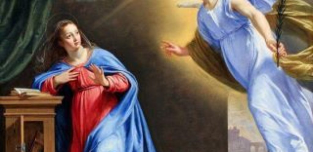 Feast of the Annunciation — عيد البشارة